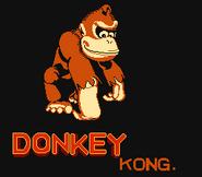 Super Donkey Kong - Donkey Kong