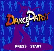 DancePartyTitle