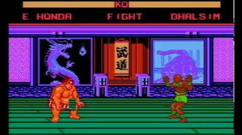 Street Fighter VI (16 Peoples) (Dendy Де́нди Pirate Game) Demo Only