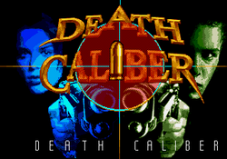 Death Caliber (Rus) - Title