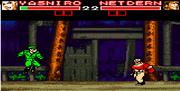 Capcom vs Snk 2001 (Yasniro vs Netdern)
