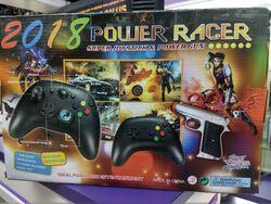 Power Racer 2018 - back cover