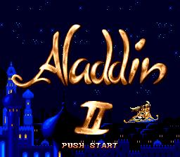 Aladdin II Genesis