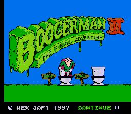 Boogerman II (Rex Soft)(Unl)-U--!--0