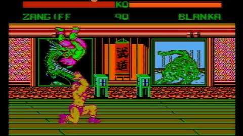 Street Fighter VI (16 Peoples) (Dendy Де́нди Pirate Game) Zangief Gameplay