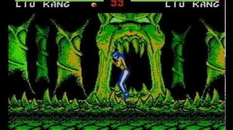 Ultimate Mortal Kombat 4 (MK4) (NT 1997) (NES Pirate Game)