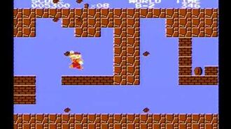 Super Mario Bros. (Bootleg) NES FC - World B