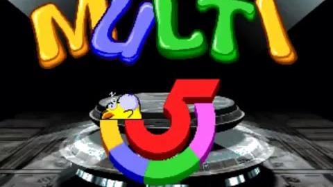MULTI 5, CINCO JUEGOS EN UNO- ROCK TRIS ,BUBBLE ,CROSS POINT, BOX LOGIC & TONG BOY