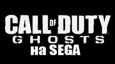Call of Duty Ghosts SEGA Genesis Gameplay