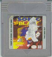 Sonic 3dBlast GB Cart 1