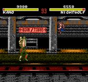 Ultimate Mortal Kombat 4 Gameplay