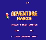 Adventure Mario (Unl)-0