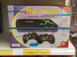 PX-3600 greek release