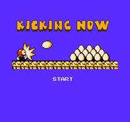 Kicking Now