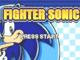 Sonic 3 Fighter Sonic