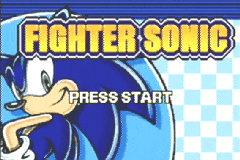 Fighter sonic