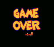 Mickey Mania 7 - Game Over