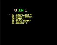 8in1 Sel. Screen