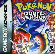 Pokemon Quartz Boxart