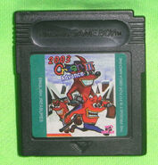 2003 Crash II Advance - Cartridge