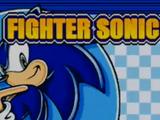 Sonic 3: Fighter Sonic