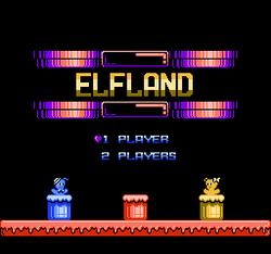 ElflandTitle