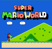 SuperMarioWorldTitle