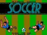 Ultimate League Soccer
