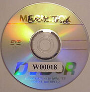 Excite Truck DVD-R Wii Ben Disc