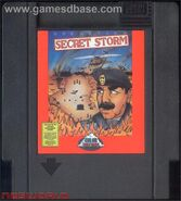 Operation Secret Storm - 1991 - Color Dreams