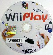 Wii Play Wii Ben Disc