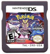 Pokemon 3 in 1 ACE3DS