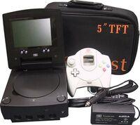 Treamcast DreamcastPortableClone