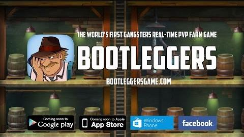Bootleggers - The World's First Gangsters Real-Time PVP Farm Game