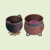 Cauldrons