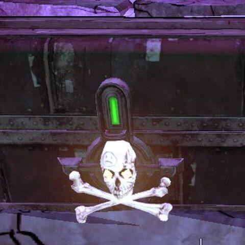 Піратська скриня з <a href=