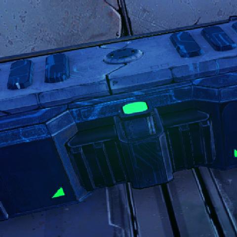 Зовнішній вигляд скрині