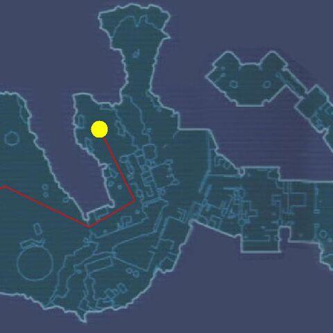 Ардонтонська Станція: місцезнаходження Дріблза.