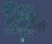 Caustic Caverns MapKD