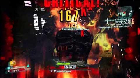 Матч-Реванш III: Барні Розбірки