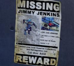 Borderlands2 Jimmy Jenkins Missing-1-