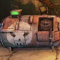 Цистерна з пальним