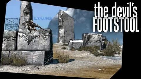 Devil's Footstool Duel (Lilith vs Roland) - ЭкSperimentы по RJSnaipers'ki