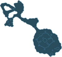 The Leviathan's Lair Map