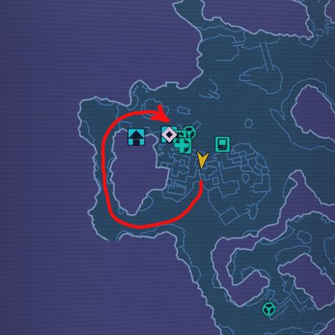 Харибдовий Гай: шлях до Печери Крапаючої Води.