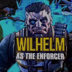 Вступна сцена з Вільгельмом в Pre-Sequel.