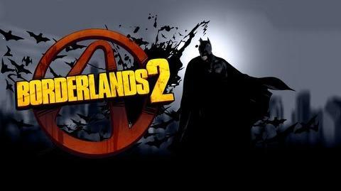 Borderlands 2 Batman Easter Egg