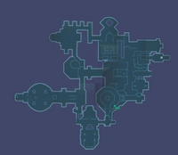 Lair of Infinite Agony Map