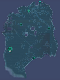 Arid Nexus - Boneyard Map