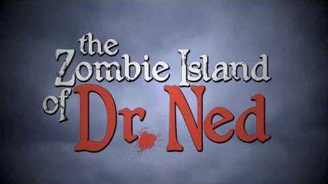 Borderlands - Зомбі-Острів Доктора Неда Трейлер Доповнення HD